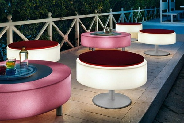 ... Balcony And Garden Lamps Lighting   Modern Cool Ideas