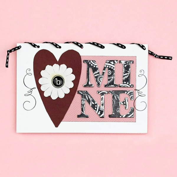 32 Ideas for Handmade Valentine's Day Card