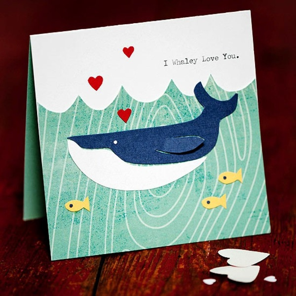 32 Ideas for Handmade Valentines Day Card – Hand Made Valentine Cards
