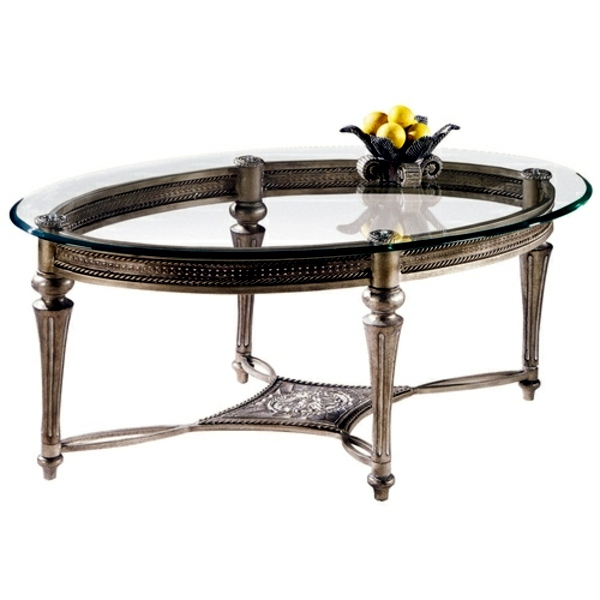 Oval Coffee Tables leave your living room look more aesthetic ...