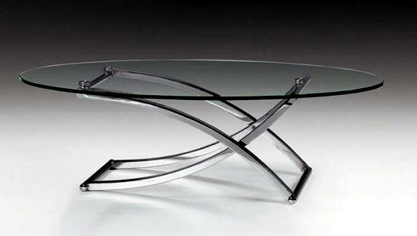 Oval Coffee Tables Leave Your Living Room Look More