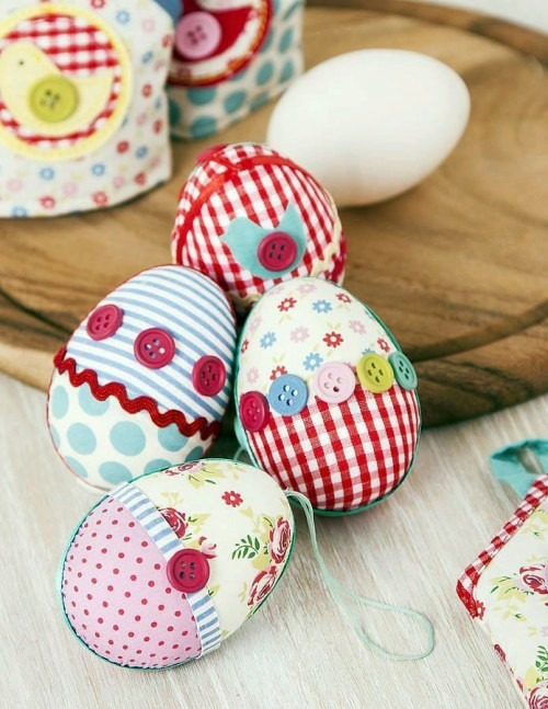 Easter Decorating Ideas easter decor in pink and purple tinker – 60 cool decorating ideas