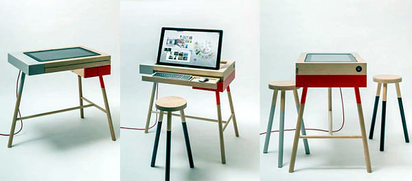furniture technology. ergonomic furniture and technology of the future g