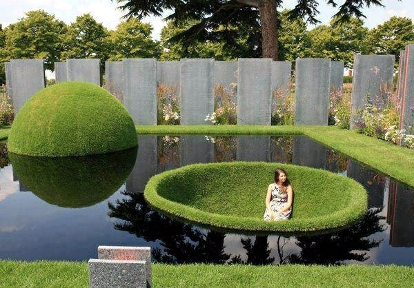 40 garden design ideas for your imagination interior for Garden design ideas with pond