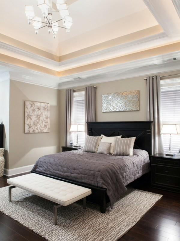 Bedroom ideas for a modern and relaxing room design | Interior ...