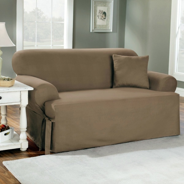 Stretch Cover for Sofa traditional bed and sofa slipcovers