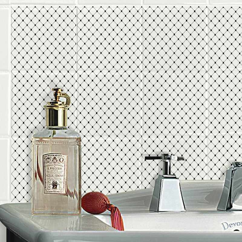 Adhesive film for tile – You can beautify old tiles!   Interior ...