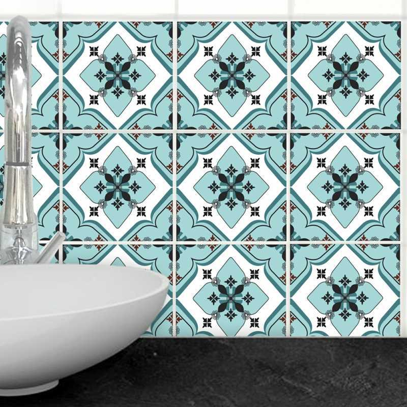Adhesive Film For Tile You Can Beautify Old Tiles