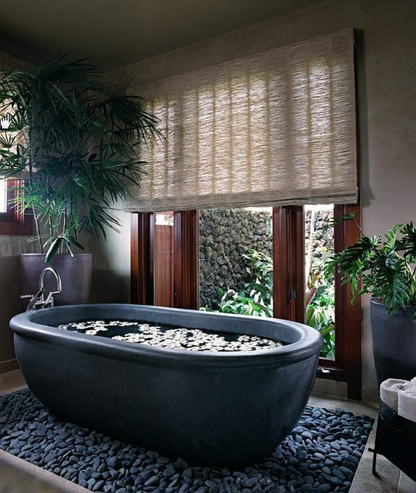 Hot Bath - 50 freestanding baths offer relaxation