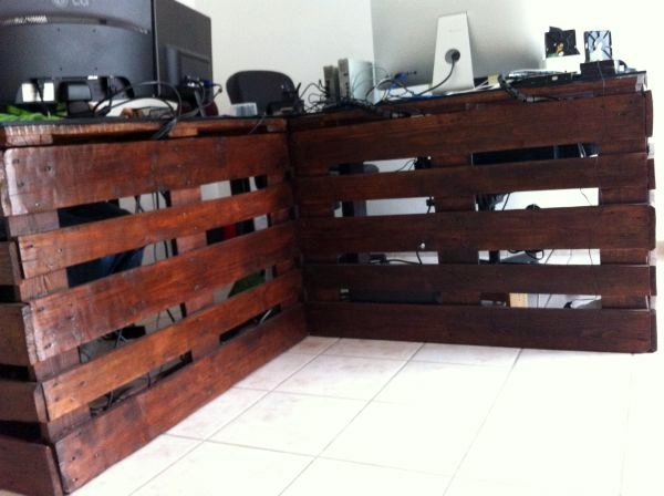Save money and customizing 21 diy desks from euro for Affordable furniture pretoria