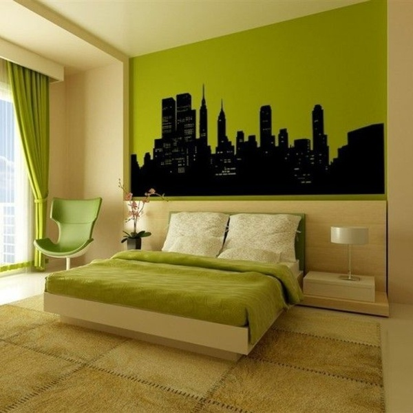 Bedroom wall design – creative decorating ideas | Interior Design ...