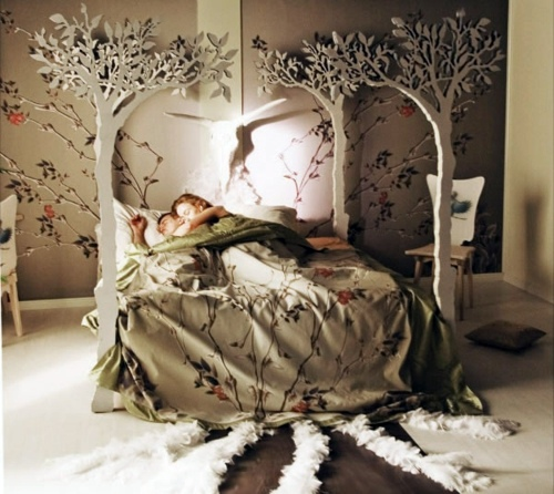 50 Cool Ideas For Canopy Beds Made Of Wood In The Bedroom & Cool Canopy Bed Ideas Gallery - Best inspiration home design ...