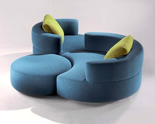 Cool Modern Sofa Designs Unforgettable Moments At Home Interior - Modern-and-unique-sofa-designs