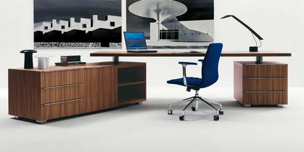 Büro   The Stylish And Contemporary Desk By Cappellini