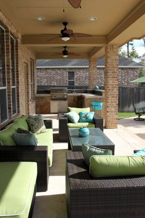 Modern terrace design 100 images and creative ideas interior design ideas avso org - Creative deck storage ideas integrating storage to your outdoor room ...
