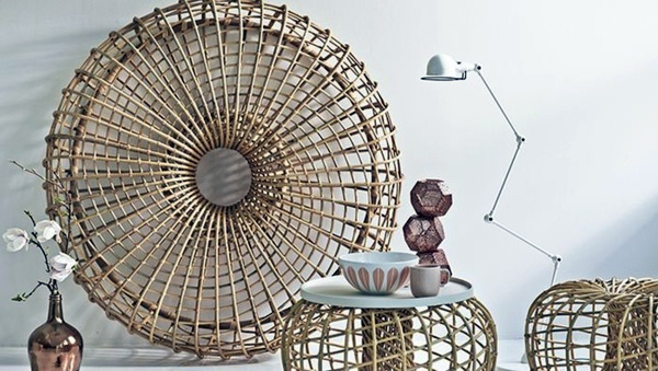 Sustainable Rattan Furniture With Scandinavian Charm