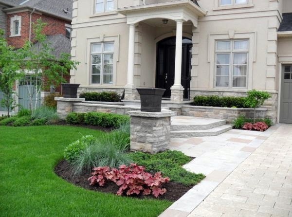 Front garden design ideas creative design ideas for your for Garden design ideas for front of house