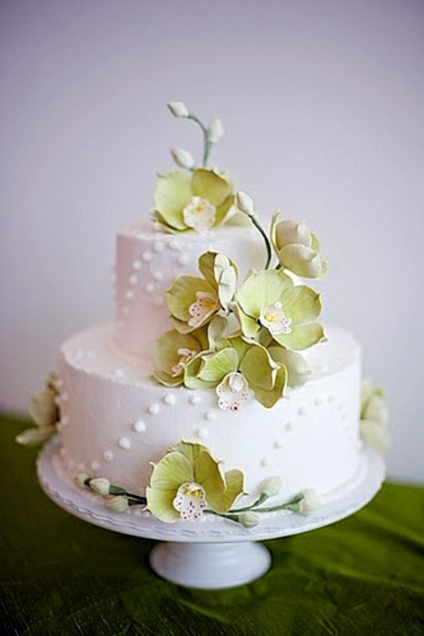 Cheap Two Tiered Wedding Cakes