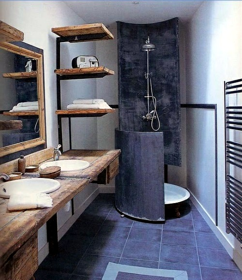 Apartment Decorating For Men Rustic