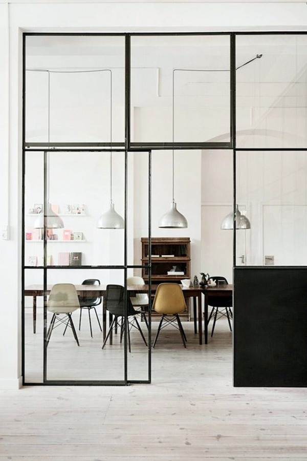 Dining Room Sliding Doors As Dividers