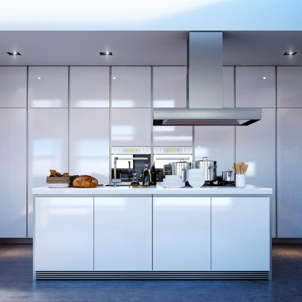 ... 20 Modern Kitchen Island Designs