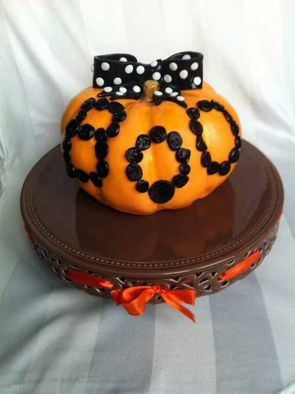Halloween Party Ideas great cakes in pumpkin shape Interior