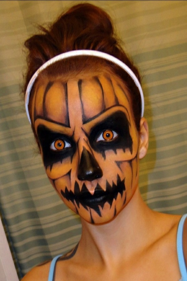 Cool Halloween makeup tips for a unique look Interior - Cool Halloween Makeup For Girls
