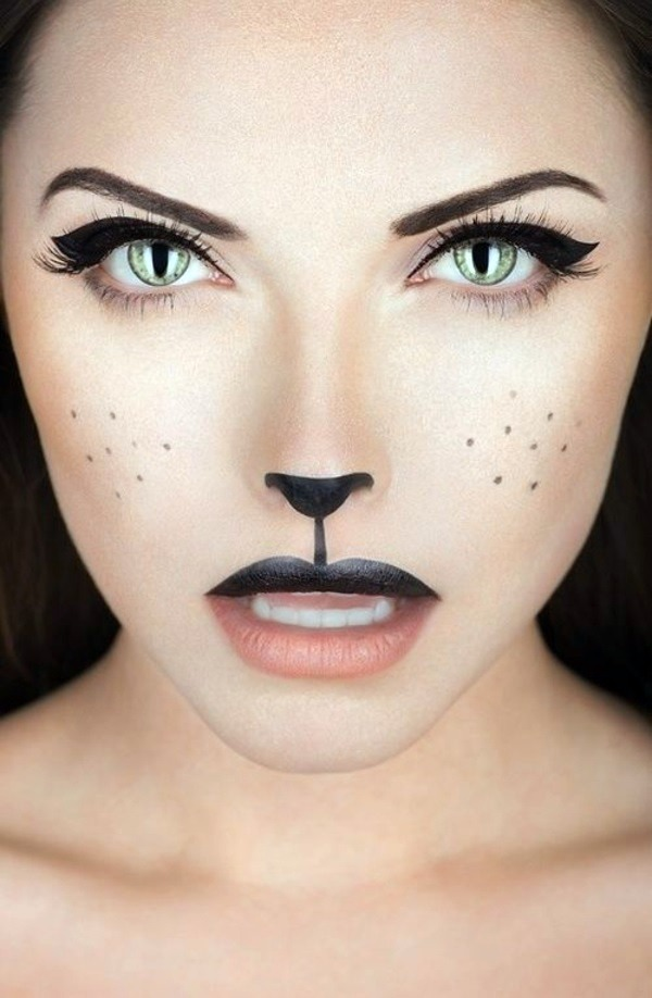 Cool Halloween makeup tips for a unique look Interior - Awesome Makeup Looks