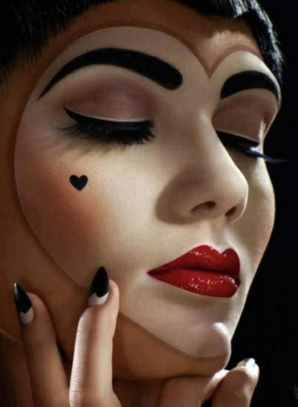 Cool Halloween makeup tips for a unique look