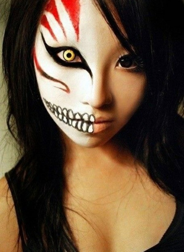 Cool Halloween makeup tips for a unique look Interior - Cool Makeup Ideas
