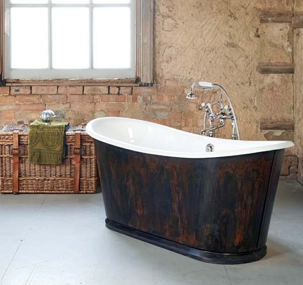 Freestanding Bathtubs From Drummonds Stylish Bathroom