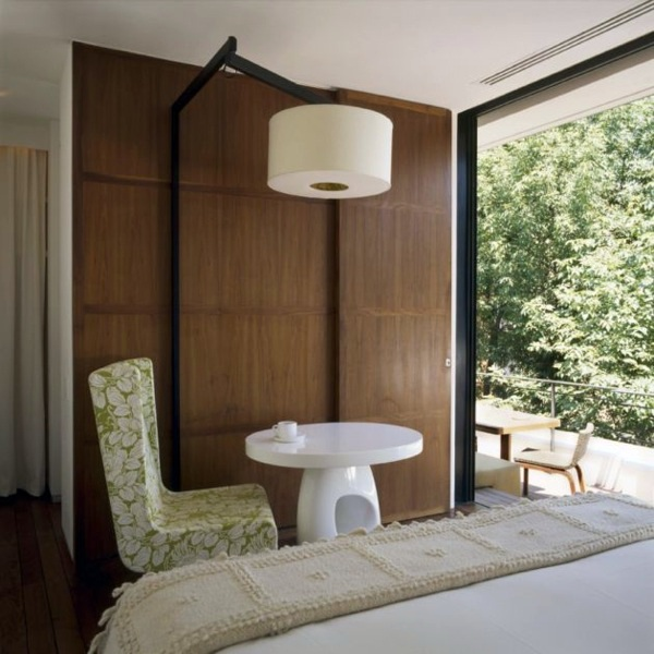 Neoclassical building modern and functional hotel for Neoclassical bathroom designs