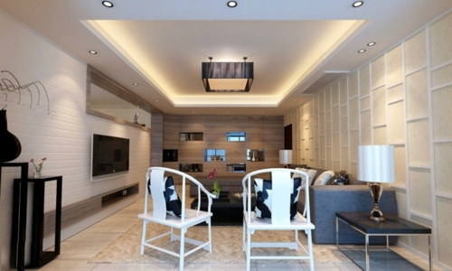 Indirect Lighting, Soft Cap 33 Great Decorating Ideas For Ceiling Design In Living  Room