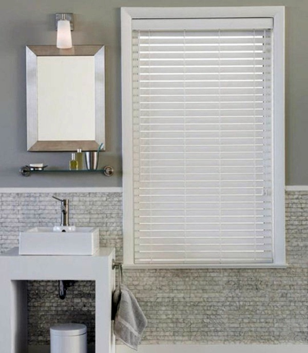 White Shutters For Bathrooms Blinds For Bathroom Windows Shutters And Window Decoration