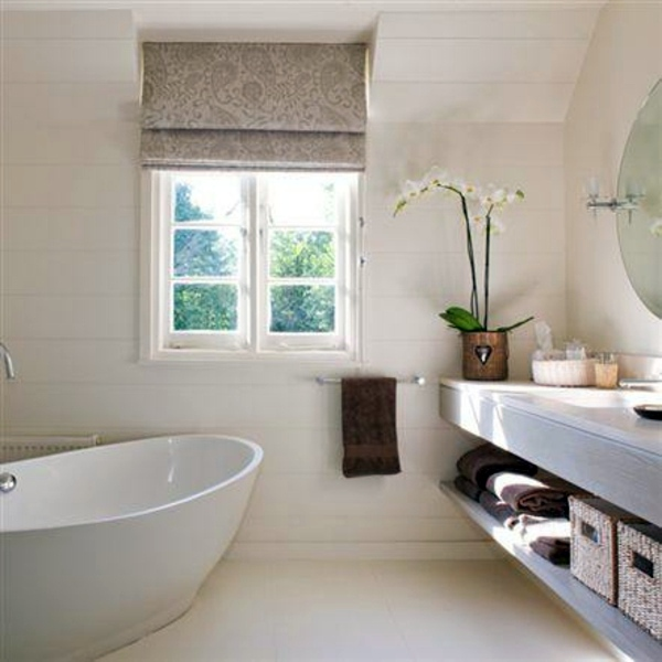 Bathroom Windows windows in bathrooms bathroom window treatments for privacy | hgtv