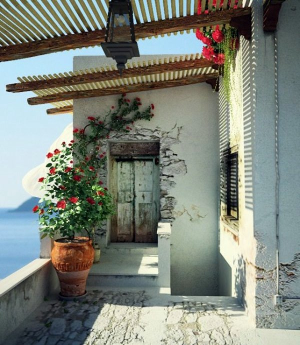 Attractive Balcony Design Some Of The Most Beautiful