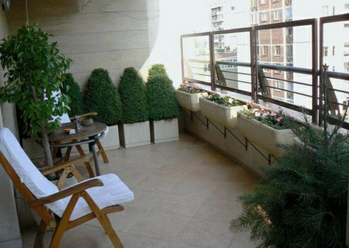 19 original ideas for a cozy balcony interior design for How to decorate terrace with plants