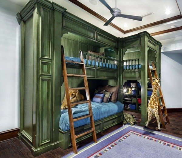 100 Cool Bunk Beds For Children Interior Design Ideas AVSO ORG