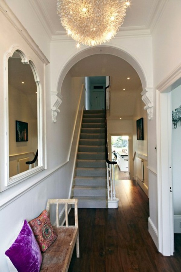 Wall In The Hallway 50 Interior Design Tips And Ideas