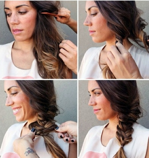 Quick and easy going diy trendy hairstyles interior design ideas make chic hairstyle quick and easy going diy trendy hairstyles solutioingenieria Choice Image