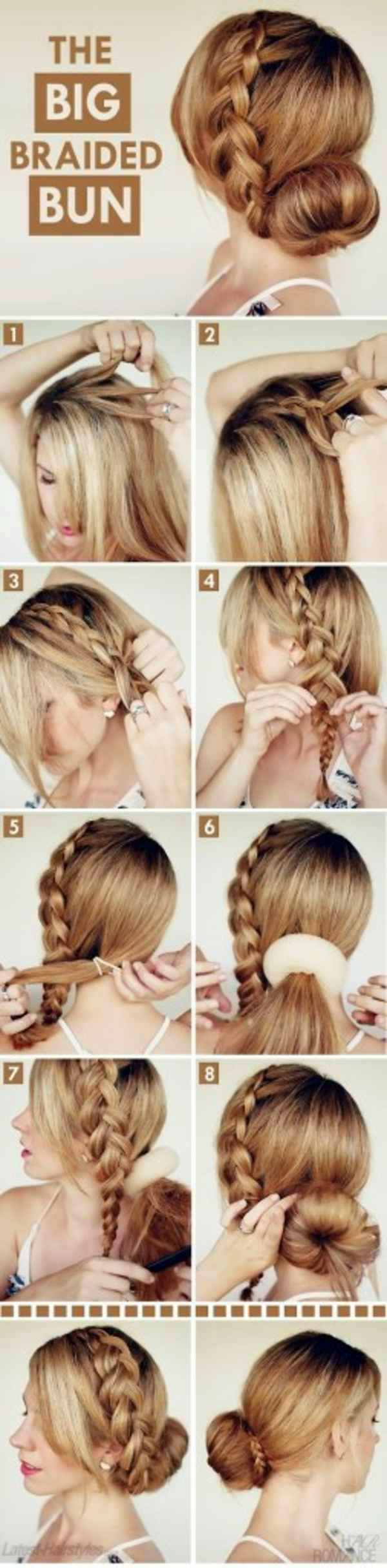 Admirable Quick And Easy Going Diy Trendy Hairstyles Interior Design Ideas Hairstyles For Women Draintrainus