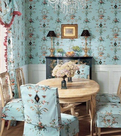 ... 50 Beautiful Interior Ideas In The French Country Style