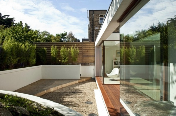 Minimalist   Privacy And Enclosure 50 Modern Garden Design Ideas