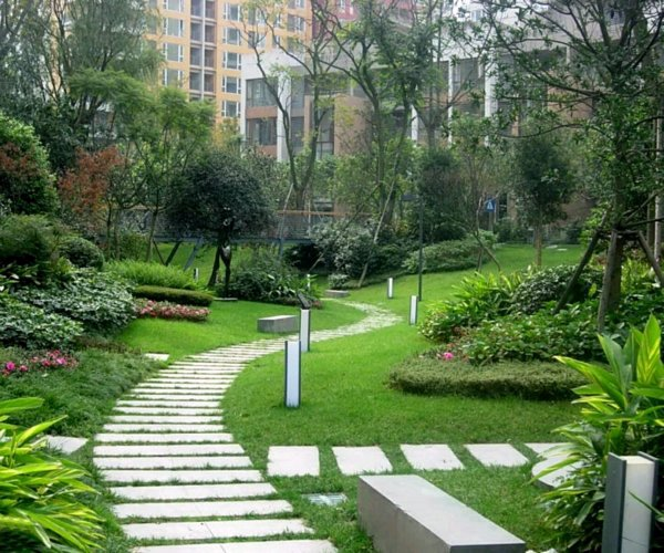 50 modern garden design ideas interior design ideas for Modern garden design