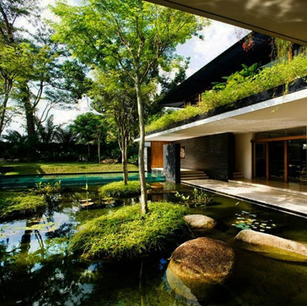 Landscaping 50 Modern Garden Design Ideas
