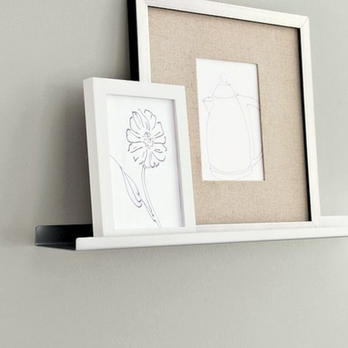 Forget the bare walls – design your art gallery with picture frames ...