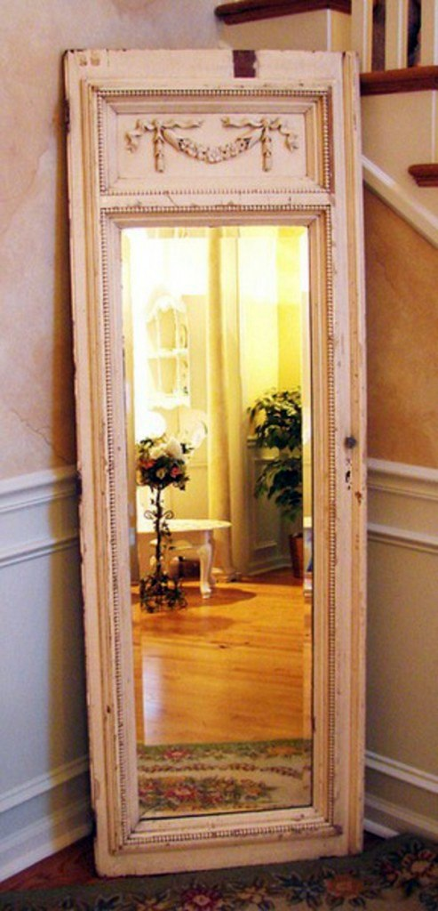 Old Doors Re use Cool Decoration And DIY Furniture