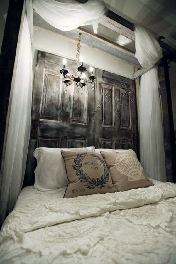 Old doors re-use – cool decoration and DIY furniture | Interior ...