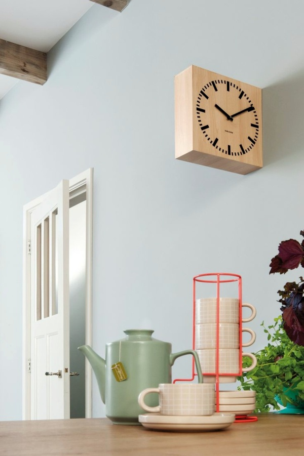 Kitchen Clocks Designs That Stimulate The Appetite