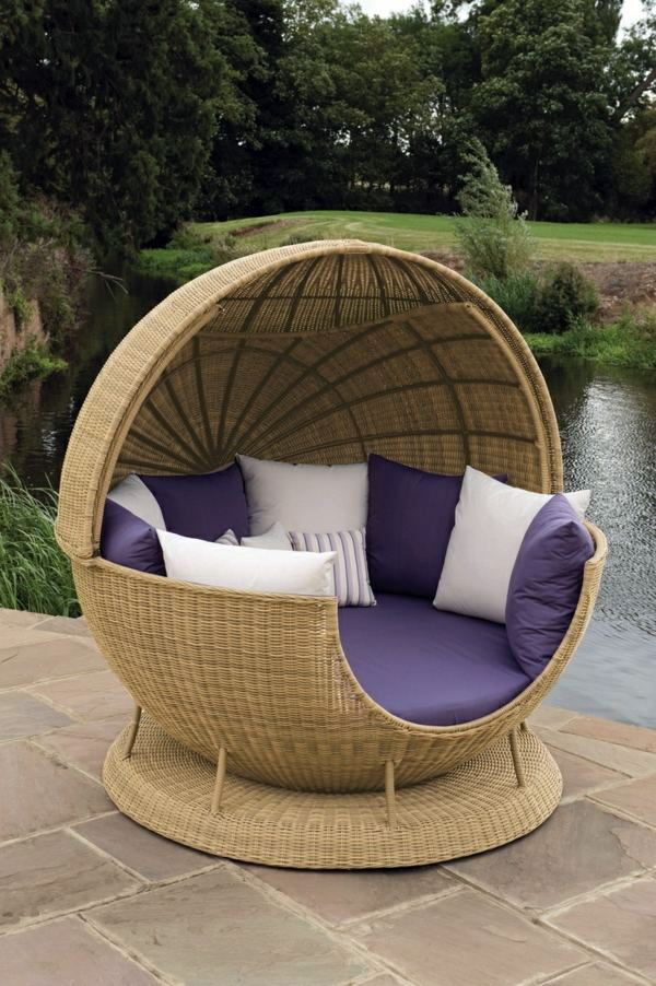 Polyrattan- and rattan furniture for outdoor – the wiser choice ...